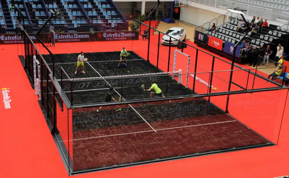 The game of Padel or Padel Tennis is played widely across the world ac184ebac532a